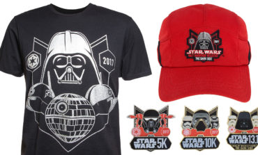 Commemorative Items for the Star Wars Half Marathon -- The Dark Side Revealed