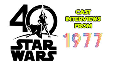 Check Out This Video Tribute to 40 Years of Star Wars from The Bearded Trio!