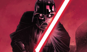 The Dark Lord of the Sith Rises! Your New Look at DARTH VADER #1