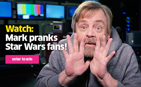 Get 500 Extra Entries from Star Wars: Force for Change and Omaze! May the 4th Only!