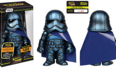 Star Wars Day Blue Steel Captain Phasma Hikari Exclusive from Funko