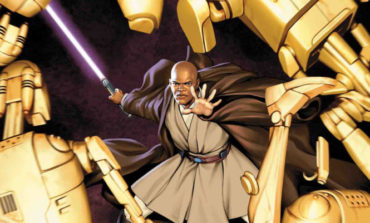 Mace Windu is Getting His Own Marvel Comics Mini-Series -- UPDATED