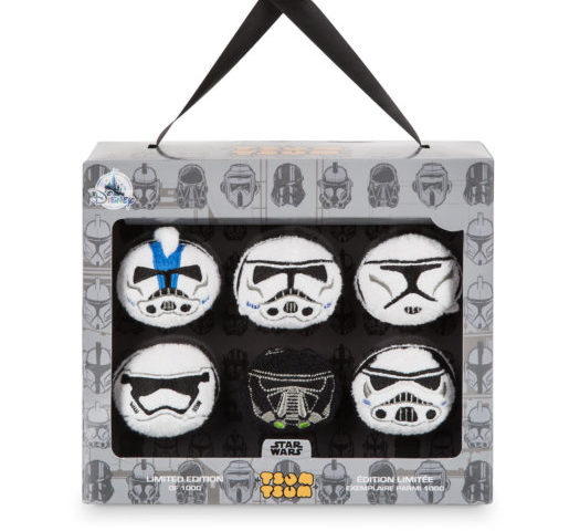 D23 Expo | Star Wars Tsum Tsum Exclusives