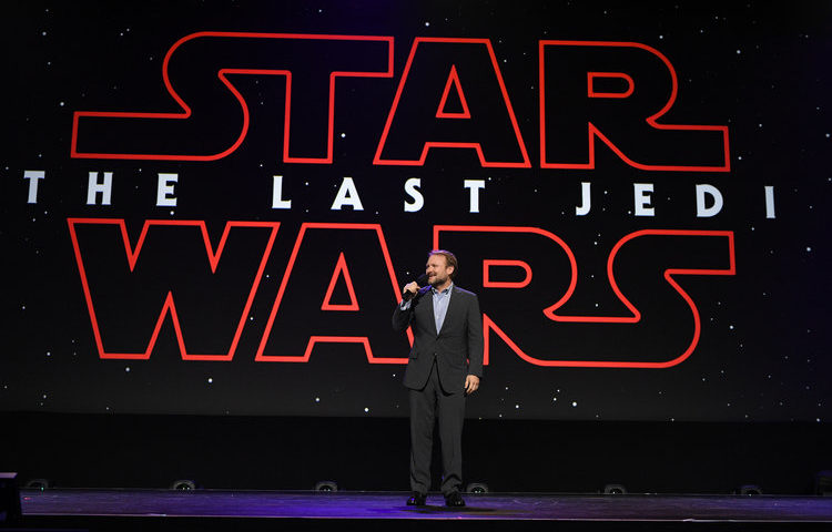 Star Wars: The Last Jedi at D23 — Official Images and Video