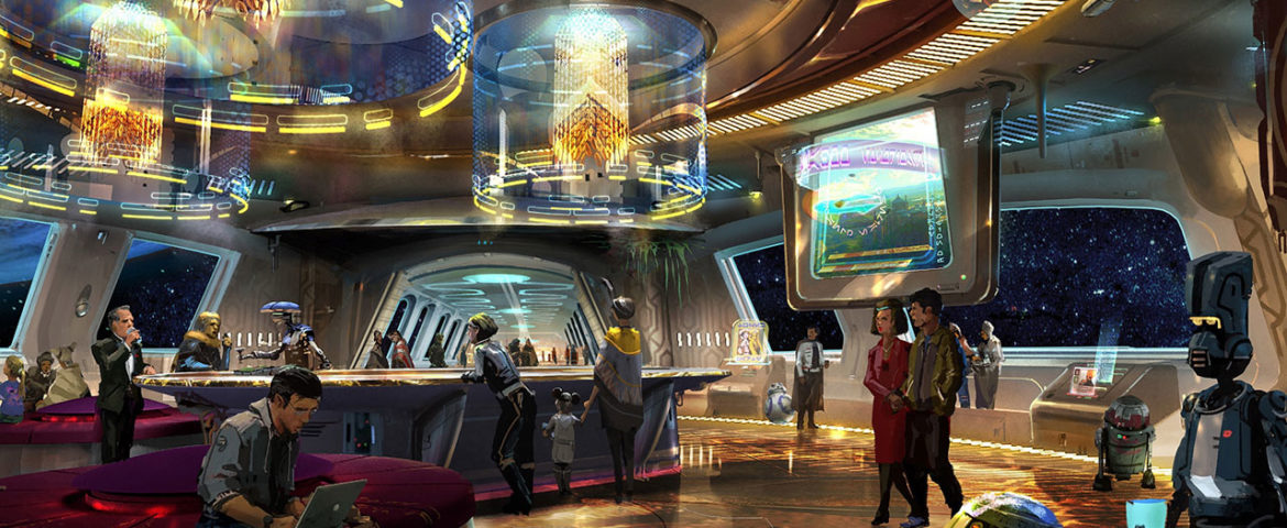 Star Wars-Inspired Themed Resort Coming to Walt Disney World