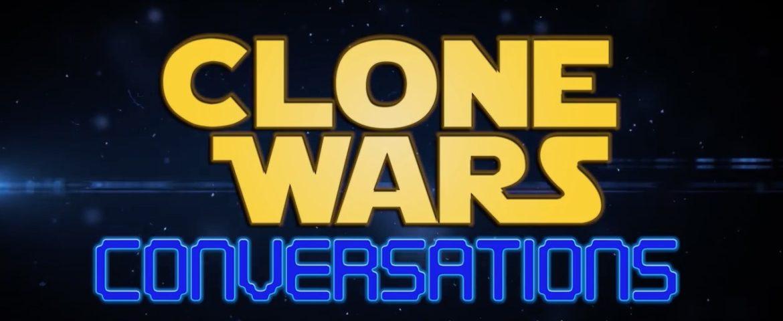 "Clone Wars Conversations: James Arnold Taylor ""Jedi JAT Talk"" Part 1"