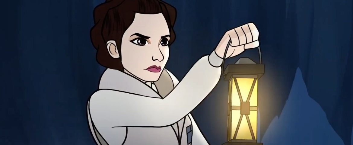 """Star Wars Forces of Destiny Review: """"Beasts of Echo Base"""""""
