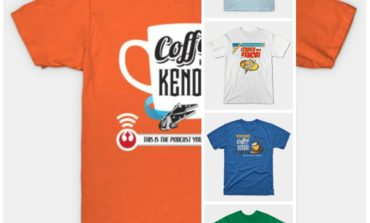 Save 20% at TeePublic With Our Exclusive CWK Discount Code -- EXTENDED Through 7/16!