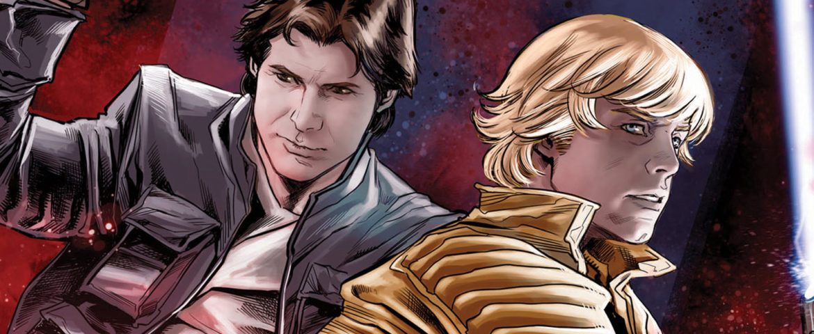 Check Out the Latest 'Comic Book Galaxy' by Coffee With Kenobi's Dan Z