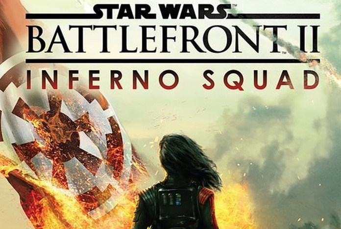 Audiobook Review: Star Wars Battlefront II: Inferno Squad by Christie Golden, Narrated by Janina Gavankar