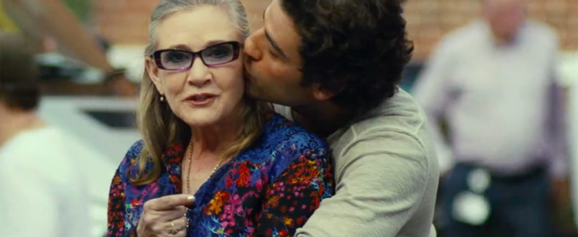 What We Can Expect from Carrie Fisher in 'Star Wars: The Last Jedi' [Possible Spoilers]
