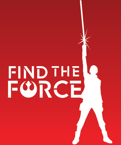 """Announcing Star Wars Force Friday's """"Find the Force"""" AR Event"""