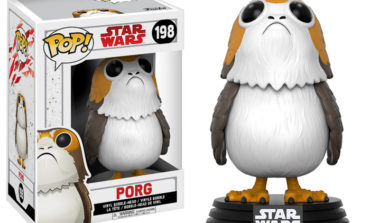 Force Friday II | Funko Announces 'Star Wars: The Last Jedi' Pops, Plushies, and More