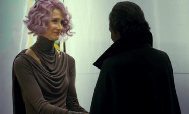The Last Jedi's Laura Dern Talks Star Wars and Shares All-New Image on The Ellen Show
