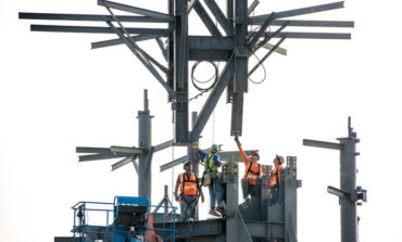 Disneyland Celebrates Star Wars: Galaxy's Edge Construction Milestone