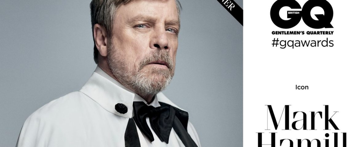 Mark Hamill Named British GQ's Icon of the Year