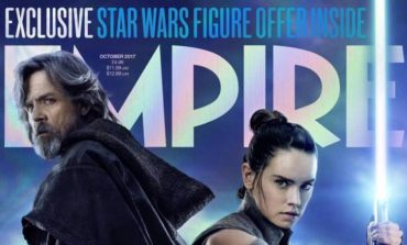 Star Wars: The Last Jedi -- Empire Magazine Reveals Exclusive Image of Finn and Rose [Possible Spoilers]