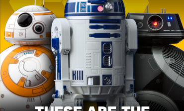[VIDEO] These Are The Droids You're Looking For (Star Wars App-Enabled Droids By Sphero)