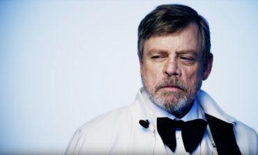 Mark Hamill on playing Luke Skywalker in Star Wars: The Last Jedi | British GQ [VIDEO]
