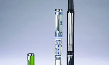 Feel The Force of Sheaffer Pen and Art Supply's Star Wars Collection