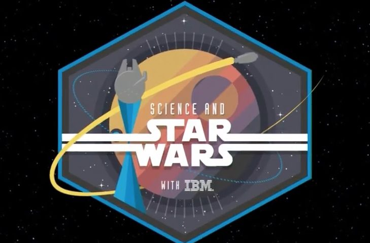 Check Out the Premiere Episode of 'Science and Star Wars'