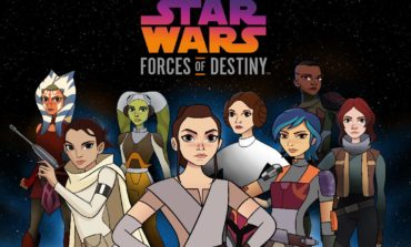New 'Star Wars: Forces of Destiny' Trailer; Television Specials Coming to Disney Channel in October