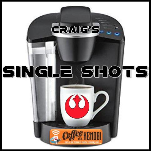 "Craig's Single Shots: ""Star Wars FAQ"" Book Review"