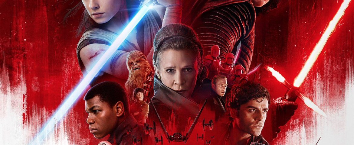 'Star Wars: The Last Jedi' Official Trailer is Here!