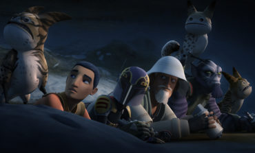 "Star Wars Rebels: Rebels Recon for ""The Occupation"" and ""Flight of the Defender"""