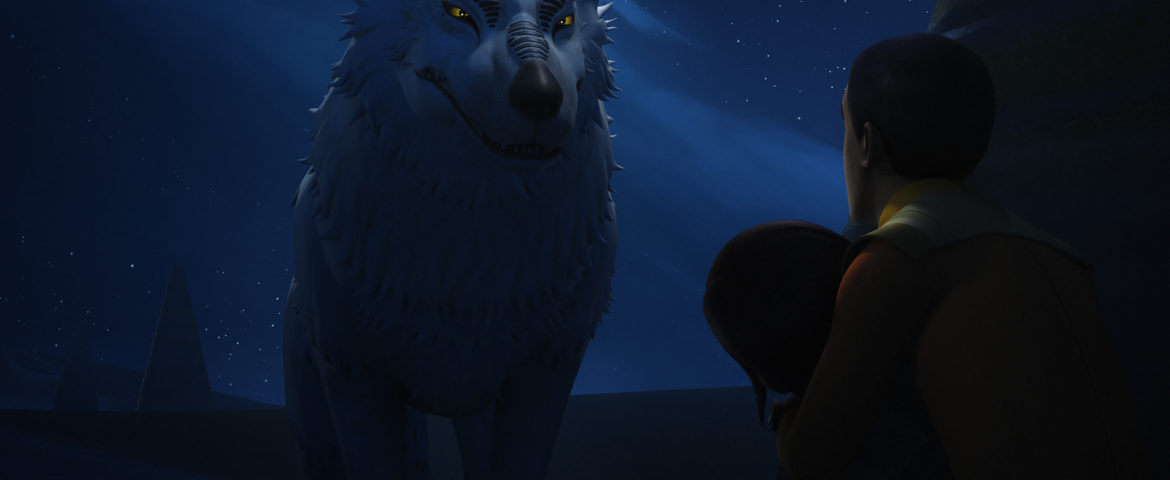 The Ghost Crew Returns to Lothal in the Next Episodes of Star Wars Rebels