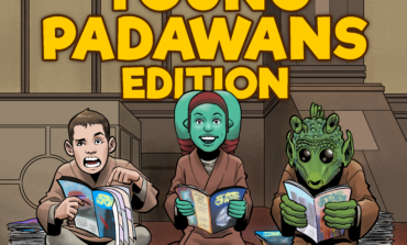 Comics With Kenobi #35.1: Young Padawans Edition