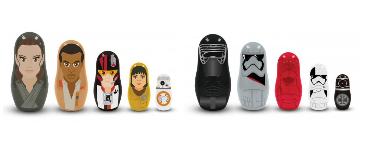 PPW Toys Introduces New Star Wars Nesting Dolls
