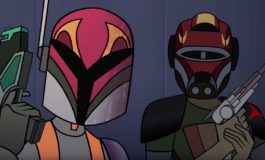 """Star Wars Forces of Destiny Review: """"Newest Recruit"""""""