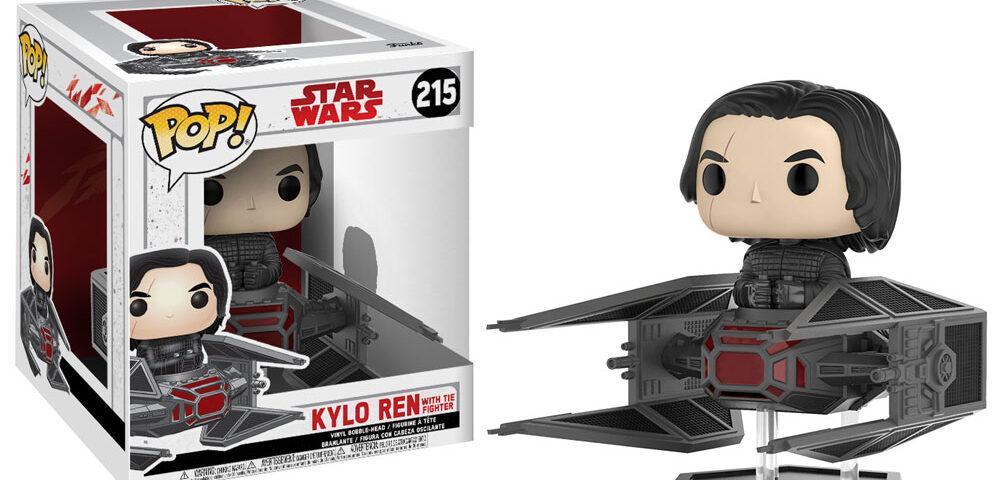 New 'Star Wars: The Last Jedi' Funko Pops!: Costco 4-Packs and New Kylo Ren