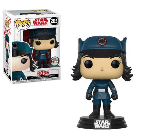 Funko Announces Star Wars: The Last Jedi Specialty Series 'Rose' Pop