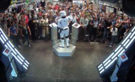 'Star Wars: The Last Jedi' New York Comic Con Experience [Video]