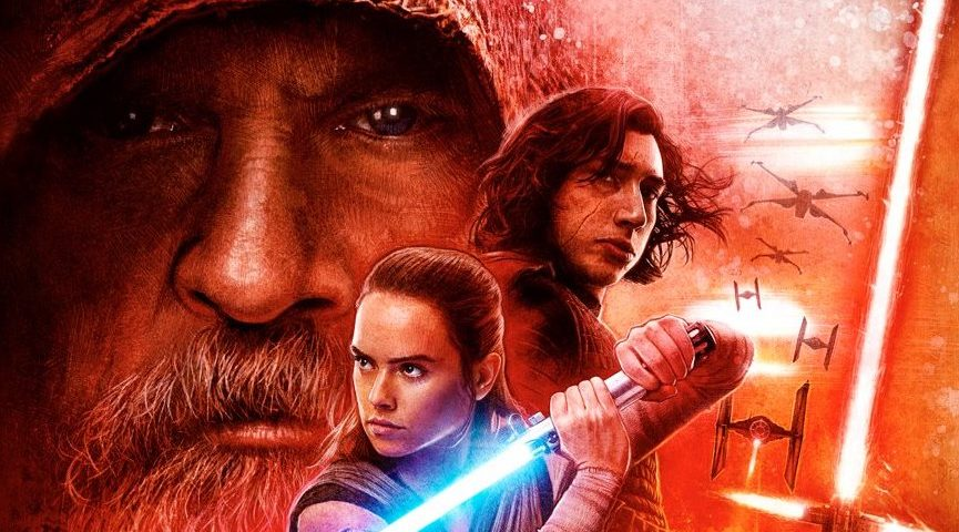AMC Theatres Reveal Exclusive 'Star Wars: The Last Jedi' Poster