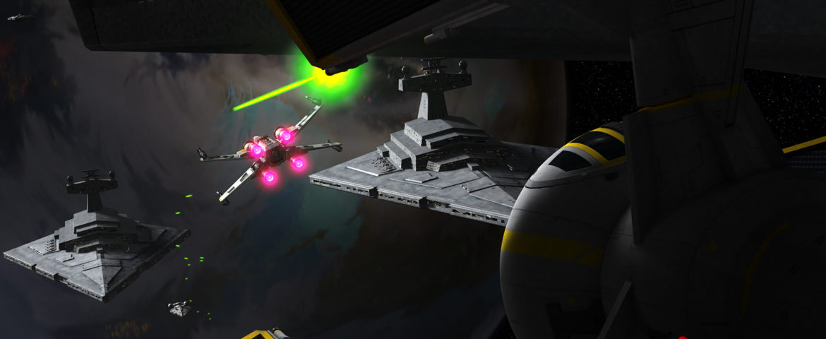 """New Video and Images from the Next Episode of Star Wars Rebels, """"Rebel Assault"""""""