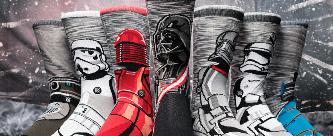 Stance Launches New Star Wars Holiday Collection