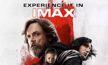 IMAX Reveals Theatrical Poster for 'Star Wars: The Last Jedi'