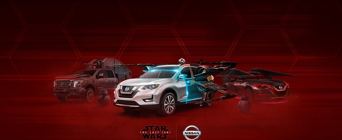 """Nissan USA Debuts 'Star Wars: The Last Jedi' Ad """"Within Reach"""""""