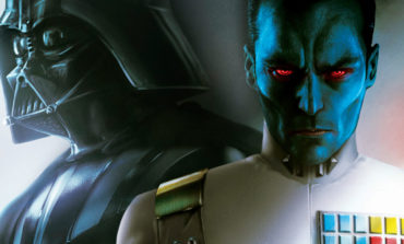 Darth Vader Joins Grand Admiral Thrawn on the Cover of 'Thrawn: Alliances'