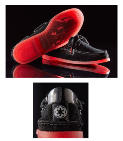 Sperry Topsider A/O Darth Vader Review