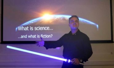 The Physics of Star Wars -- An Elegant Weapon for a More Civilised Age?