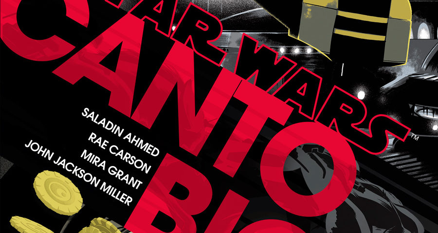 Audiobook Review: Canto Bight, narrated by Sean Kenin, Saskia Maarleveld, Marc Thompson, Jonathan Davis
