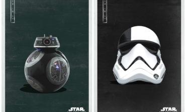 Bustle Reveals 'Star Wars: The Last Jedi' Dark Side Pop Icon Posters