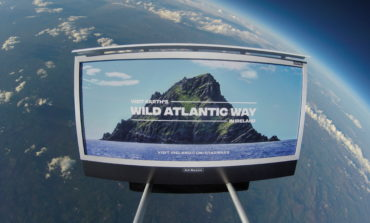 Ireland Launches First Tourism Campaign in Space to Celebrate Release of 'Star Wars: The Last Jedi'