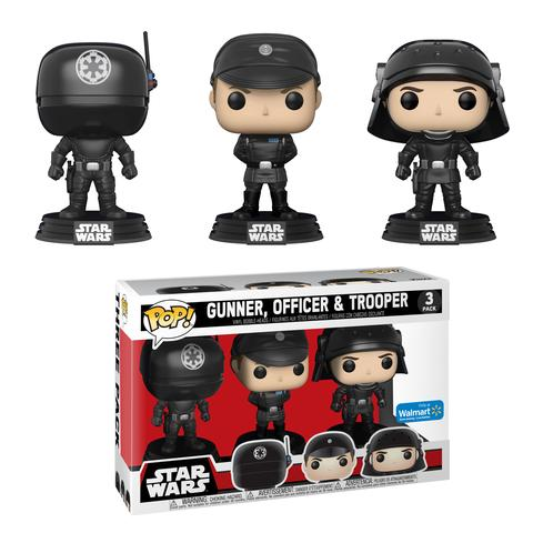 Funko Announces Walmart Exclusive Star Wars Death Star 3-Pack