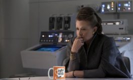 CWK Coffee Break: Let's Talk about General Leia in The Last Jedi