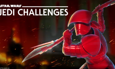 Lenovo, Disney, and Lucasfilm Announce New 'The Last Jedi' Content for Star Wars: Jedi Challenges